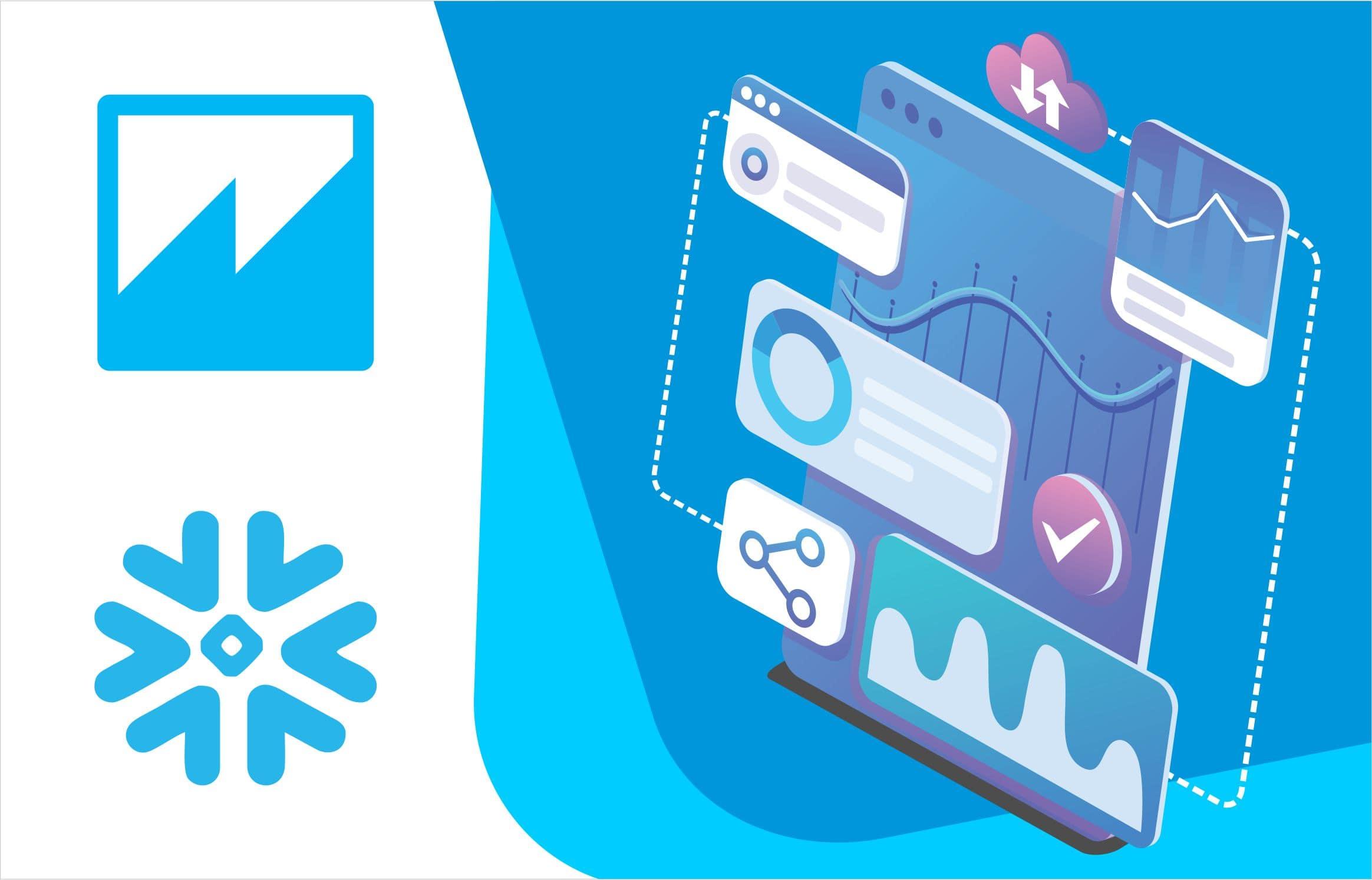 Intellicompute | AWS Analytic tool QuickSight using Snowflake Warehouse